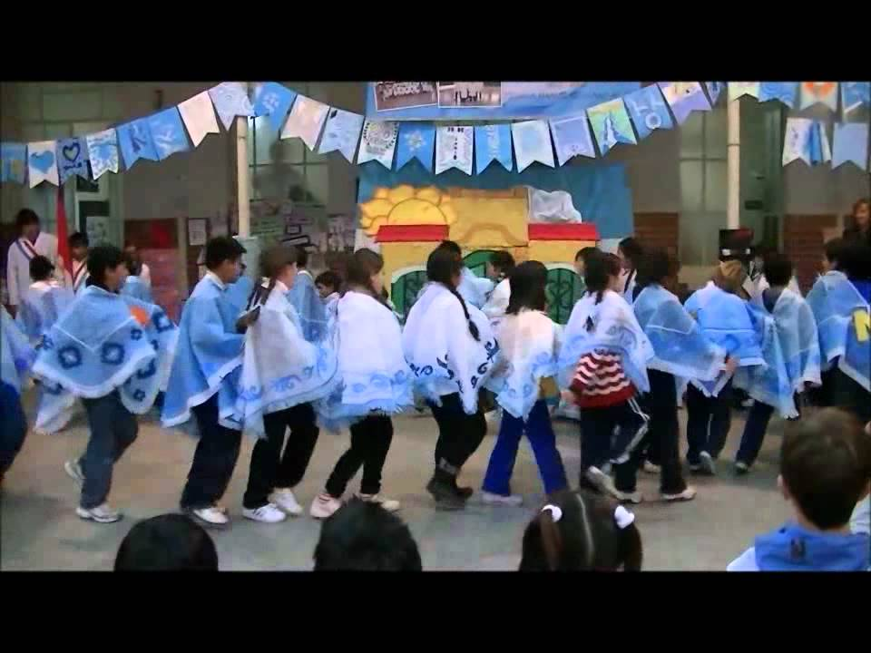 Acto 9 de julio 2012 parte 4 youtube for Comedor 9 de julio