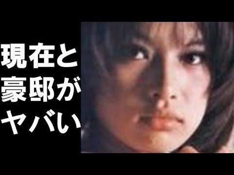 中村晃子の今現在と豪邸に驚きを隠せない...大竹しのぶと犬猿の仲で虹色の湖でヒットNHK紅白歌合戦と活躍した昭和歌手の姿...