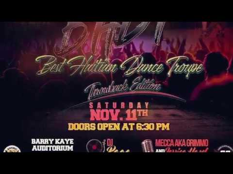 8th Annual Best Haitian Dance Troupe Competition