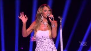 Mariah Carey - 'Medley' - Live On American #Idol 2013 Finale