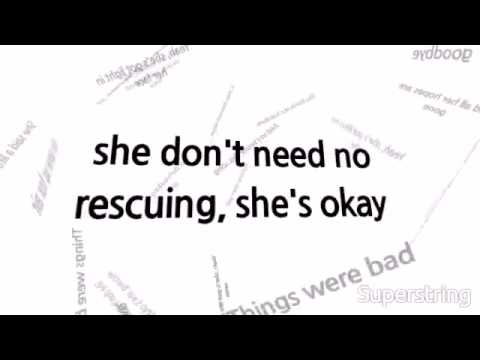 Yuna - Rescue (Lyrics) (Nocturnal Album 2013)