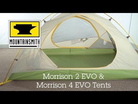 Mountainsmith Morrison 2 EVO & Morrison 4 EVO