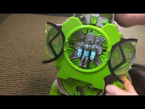 Ben 10 Alien Creator Kit!
