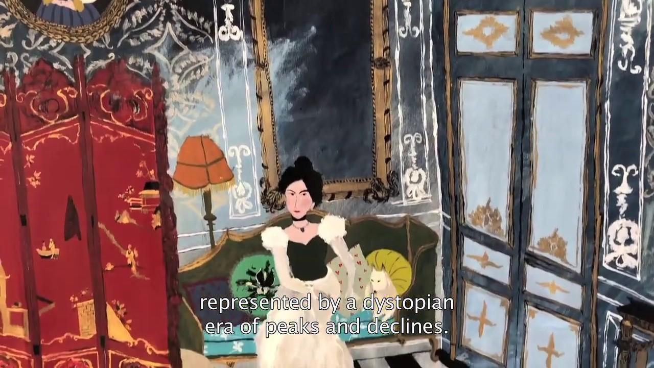 Francisca Ahlers interview - Villa del Arte Galleries