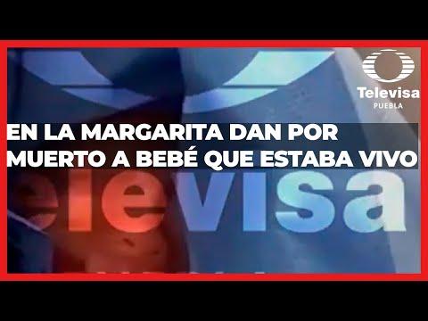 🚨 Daban por muerto a un recién nacido vivo en IMSS La Margarita