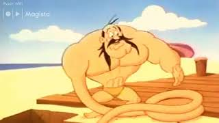 Muscle Beach Droopy