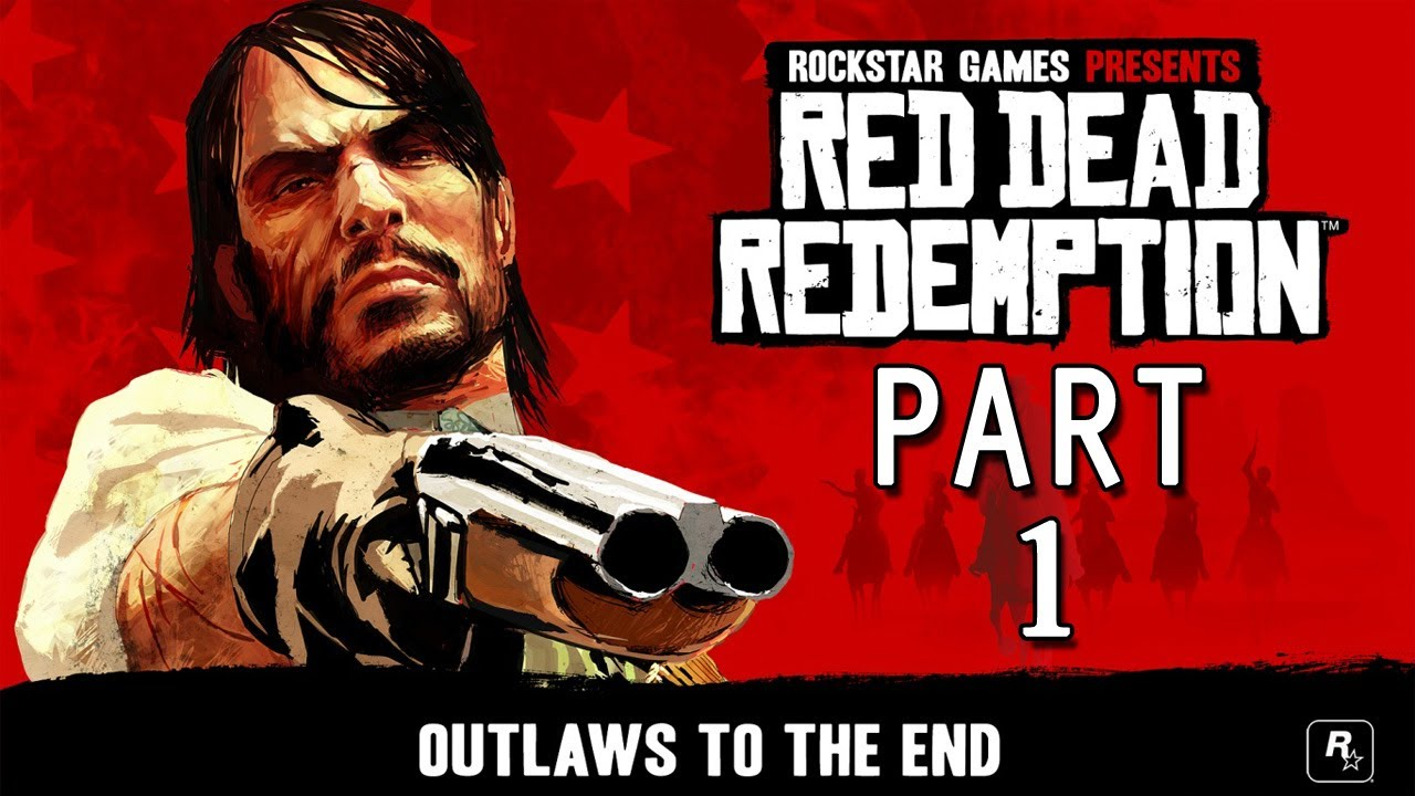 Red Dead Redemption Walkthrough - Part 1 Let's Play PS3 XBOX PC Gameplay