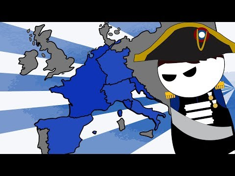 A Brief History of the Napoleonic Wars