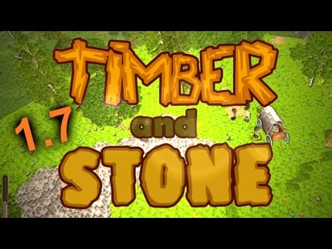 Timber and Stone Update 1.7  Episode 3 Herding Livestock