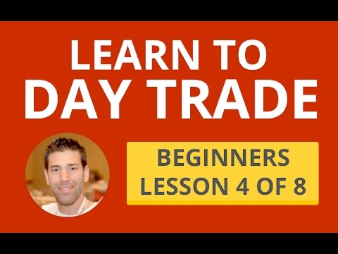 Short selling & Bearish Setups + Float rotation - Beginners lesson 4 of 8