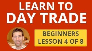 Short selling & Bearish Setups + Float rotation - Beginners lesson 4 of 8