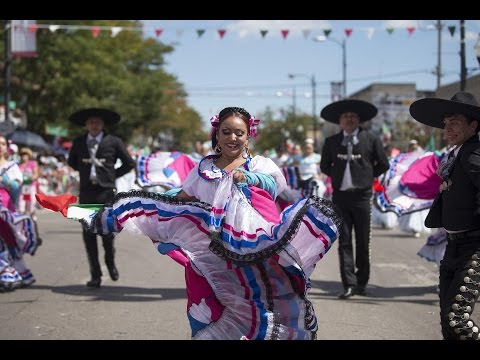 Mexican Independence Day Parade