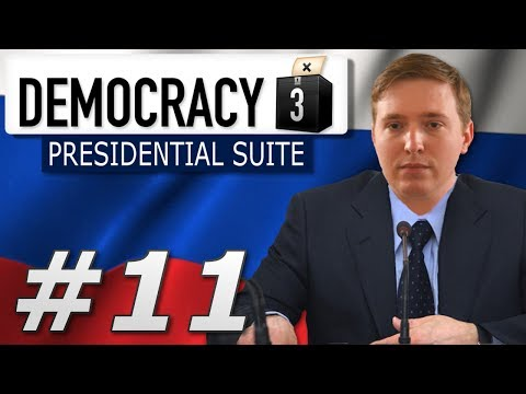 Democracy 3: Presidential Suite   Russia  -  Year 11