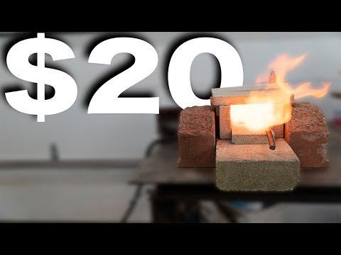 Firebrick Forge Under $20