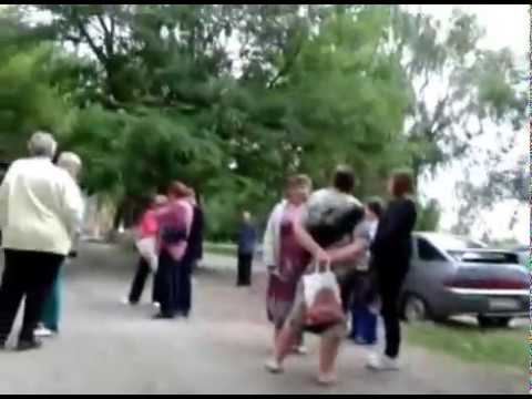 Видео №  36 Очереди за талонами в Невинномысске