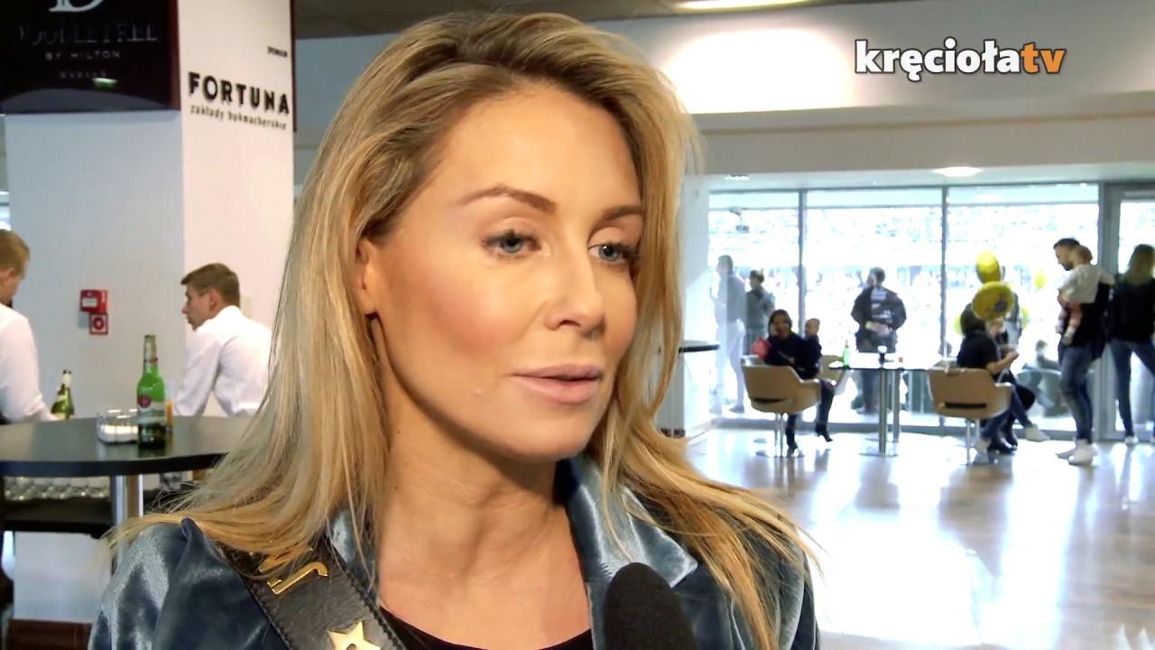 Małgorzata Rozenek – Majdan o przygotowaniach męża do meczu #wielkimecz