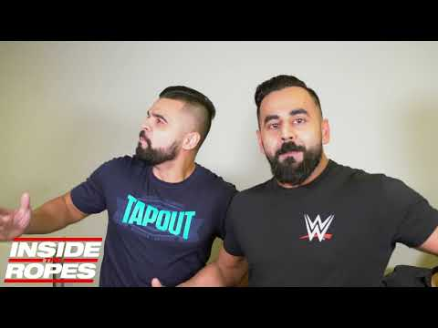 The Singh Brothers INVADE Jinder Mahal Interview