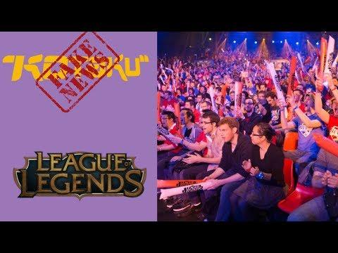 League Of Legends & Riot Games SLANDER By Kotaku