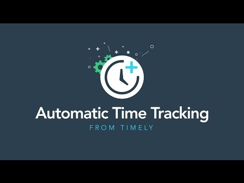 Introducing Automatic Time Tracking by Timely