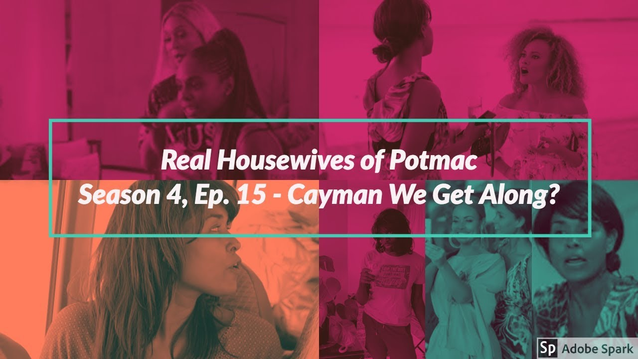 Download Real Housewives of Potomac | Season 4, Ep. 15 | Cayman We All Get Along?