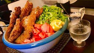 【大食い】約5㎏  ミラノ風チキン・カツレツ【デカ盛り】