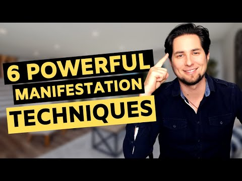 6-most-powerful-manifestation-techniques- -how-to-manifest-anything- -law-of-attraction-(loa)