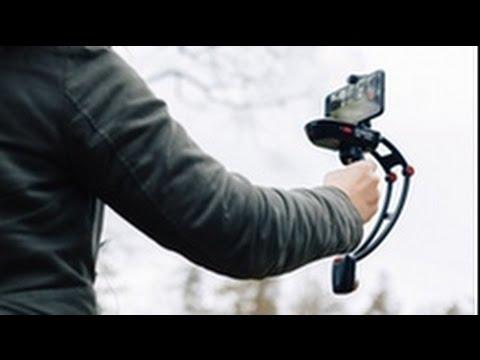 Steadicam Volt Smartphone Stabilizer: Kickstarter