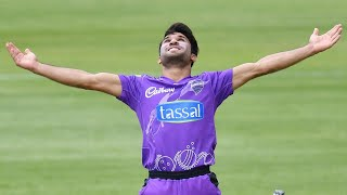 Show-Qais! Afghan prodigy does it all in the Alice | KFC BBL|09