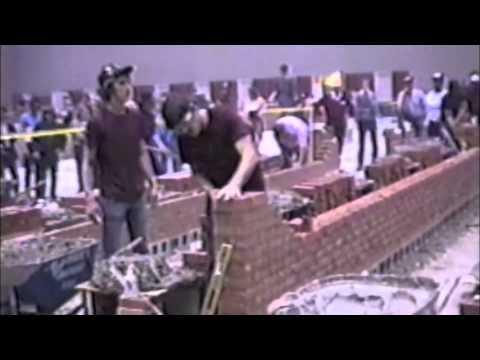 World Record Bricklayer, (3 of 6)