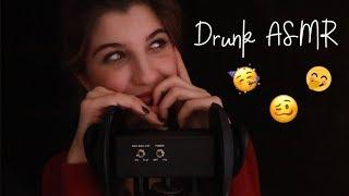 Drunk ASMR 🤭 ~ Tingle Mingle//Trigger Assortment