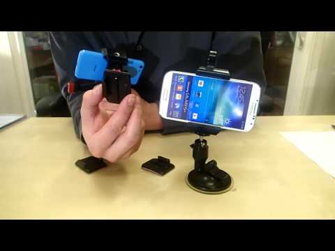 Windshield Car Mount Holder For Samsung Galaxy S3, S4, S5, And Note