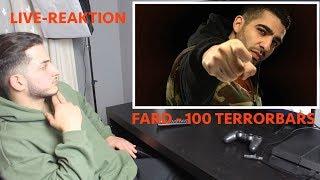 FARD - 100 TERRORBARS (LIVE-REAKTION)
