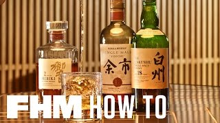 How to drink Japanese whisky