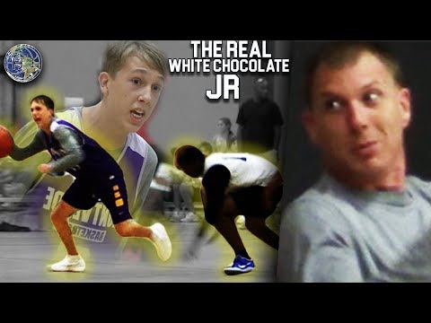 Download Youtube: Jason Williams SON BREAKS ANKLES!! Jaxon Williams REAL WHITE CHOCOLATE JR!! SHIFTY PG For Montverde!