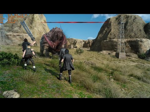 Download Final Fantasy Xv Benchmark I7 4790k Gtx 980 Ti