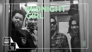 Midnight Girl | N.Y.T.E.【Official Visualizer MV】