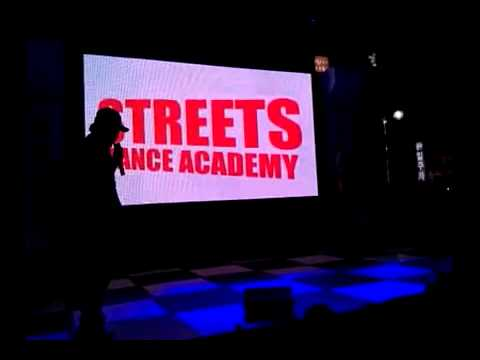 Winners Dance School Burn The Street  Vol.2  Final Battle Hoan vs Dokyun