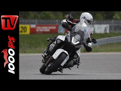 2015 KTM 1290 Super Adventure Test | Reiseenduro Vergleich
