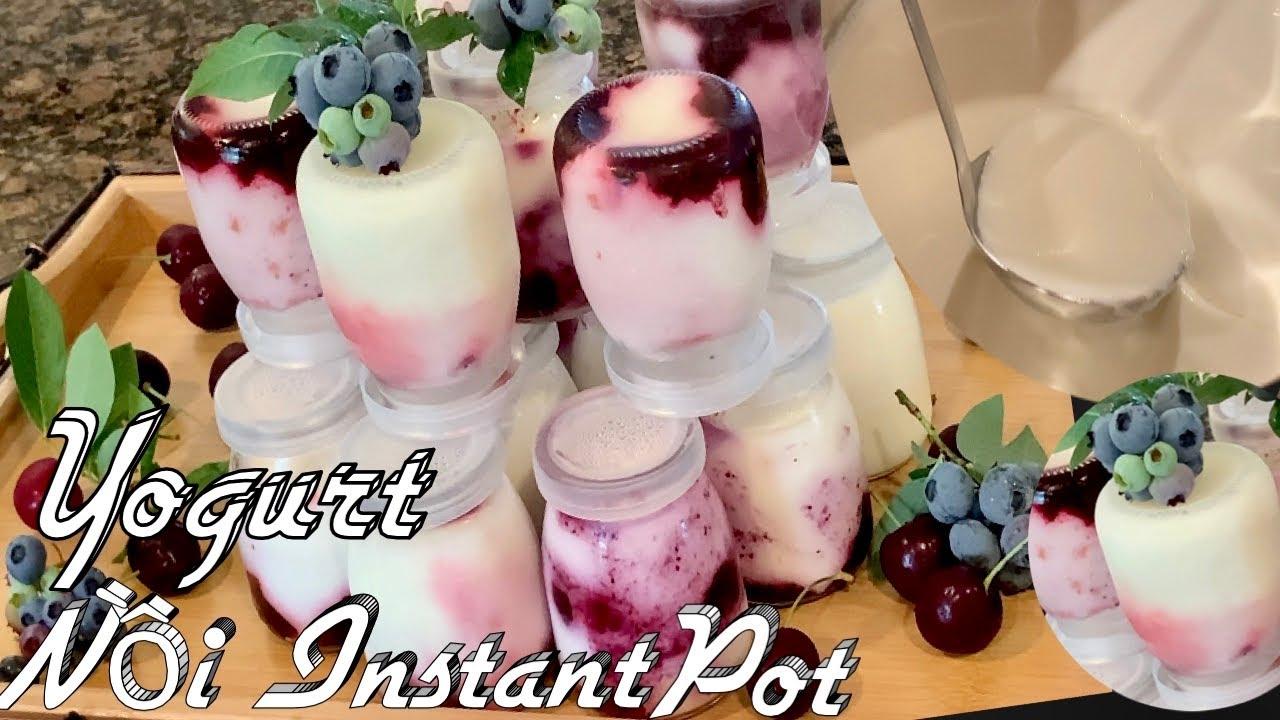 Chia Sẻ Cách Làm Yogurt Trái Cây,  0 Tách,  0 Nhớt , Chua, Mịn, Dẻo Và Cực Kì Ngon - Fruits Yogurt