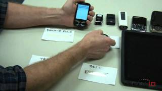 Capture GEN2 (UHF) RFID tags with RFID reader on Android