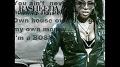 Rasheeda Boss Chick W/Lyrics