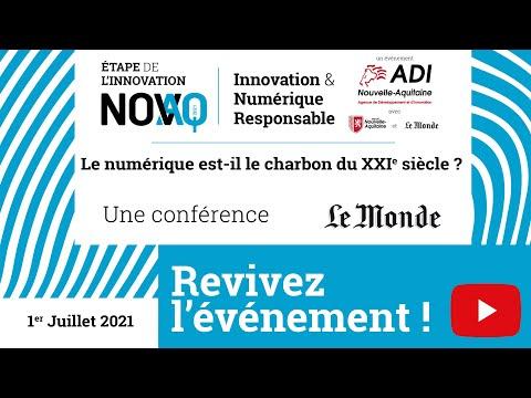 ADI - Conférence Le Monde :  « Le numérique est-il le charbon du XXIe siècle? »