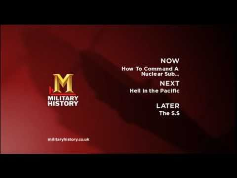 Military History UK - Ident / Continuity - 04.2011