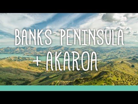 Banks Peninsula & Akaroa
