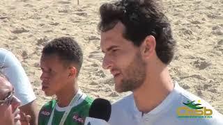 COPA DO BRASIL DE BEACH SOCCER 2019 - SUB 20