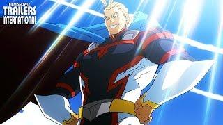 【特報②】『僕のヒーローアカデミア THE MOVIE 〜2人の英雄(ヒーロー)〜』【入場者プレゼント付き】