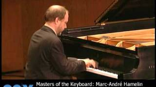 Marc-André Hamelin performs Liszt: Petrarch Sonnet No. 123