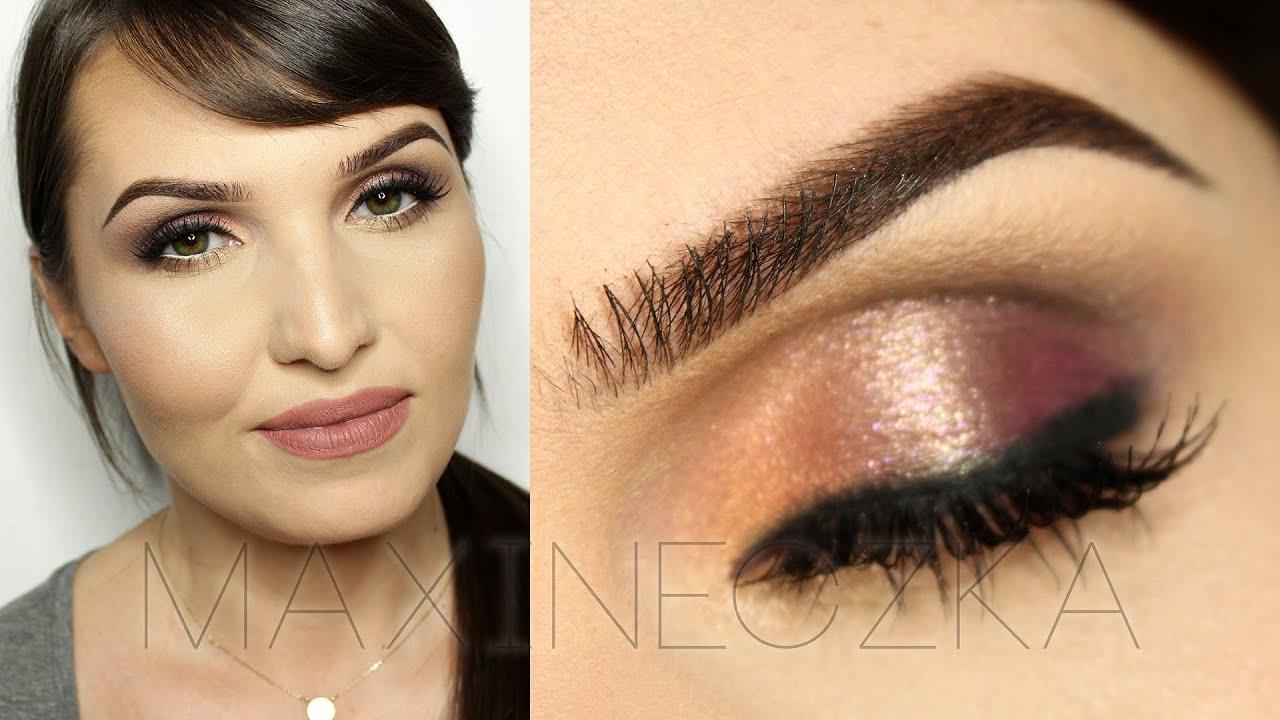 Makijaż Powiększający Oczy Do Każdej Tęczówki Youtube