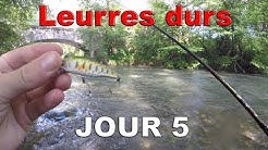 Vacances pêche en Ariège - Jour 5 - Tentative aux leurres durs