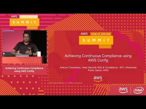 Achieving Continuous Compliance using AWS Config